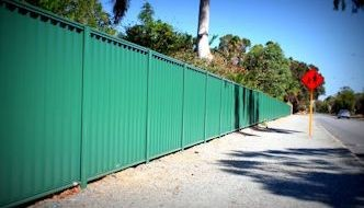 Cairns Colorbond Fencing