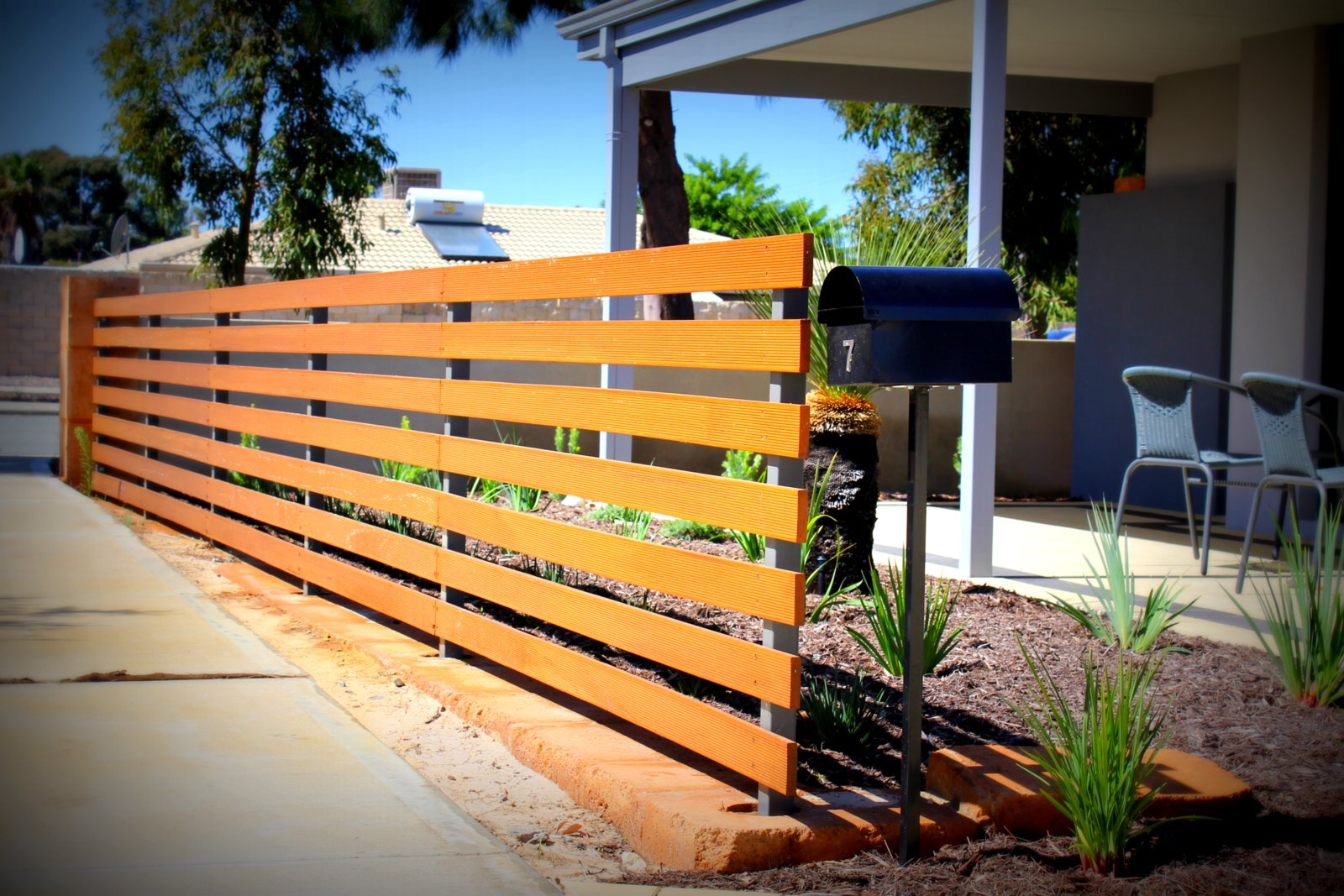 Cairns Timber Fencing Fencing Solutions Modern Timber